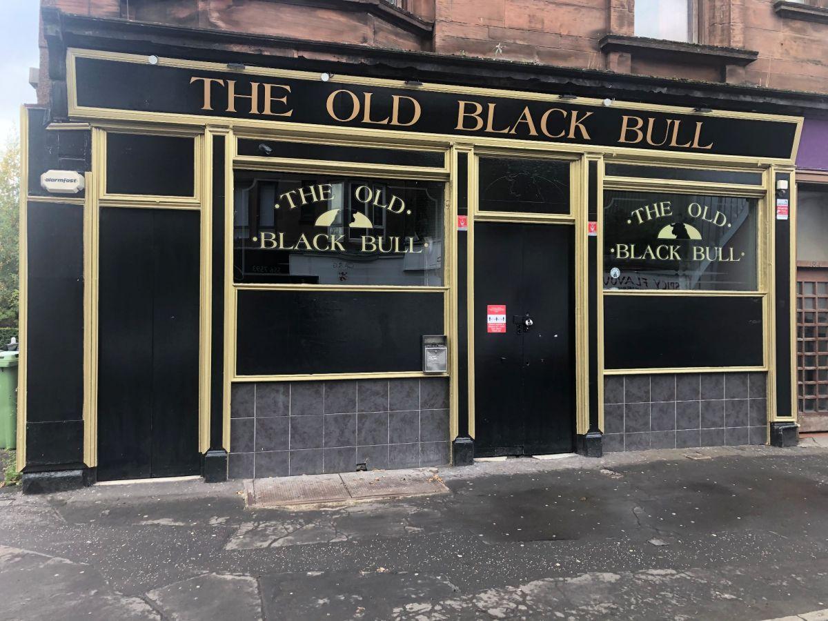 The Old Black Bull