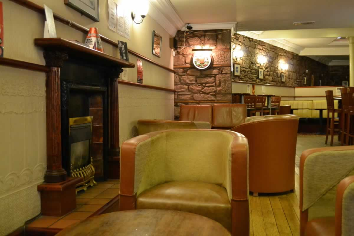 A cosy and relaxing pub
